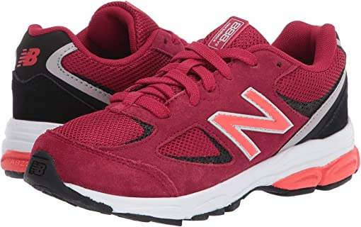 New Crimson/Black