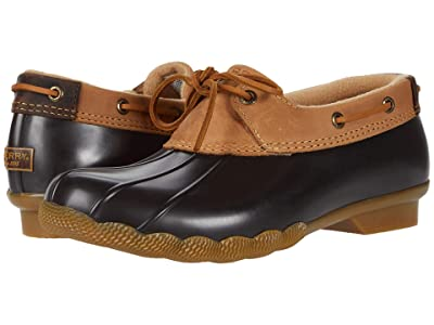 Sperry Saltwater 1-Eye Duck Boot (Tan/Brown) Women