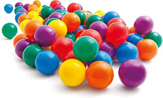 Intex Plastic Balls For Pools 100 Pieces