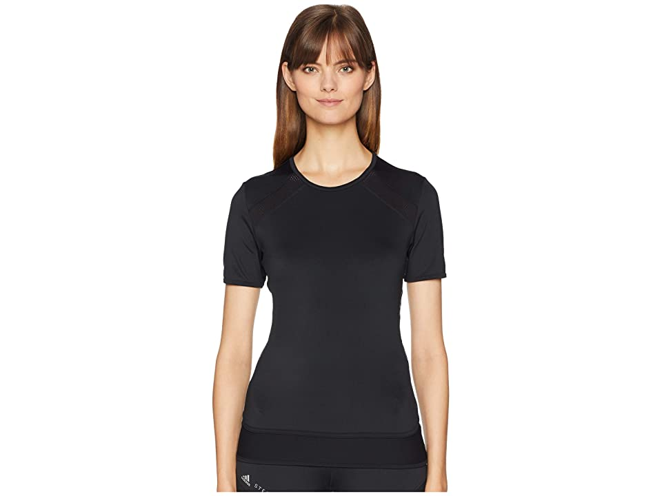 adidas by Stella McCartney Performance Essentials Tee CF4158 (Black) Women