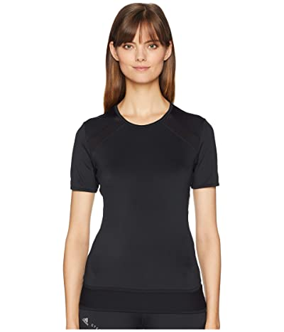 adidas by Stella McCartney Performance Essentials Tee CF4158 (Black) Women