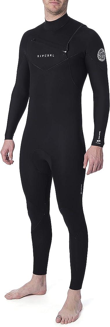 Muta da surf rip curl dawn patrol uomo 4/3 mm steamer ,wetsuit,chest zip,2020 DAWN PATROL C/ZIP 43GB ST