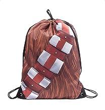 """Star Wars Drawstring Bag, Brown, 40cm/15.75"""""""