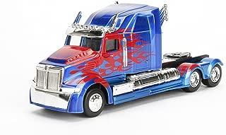 Jada 1:32 Metals Transformers - Optimus Prime Western Star 5700 XE Phantom Diecast Model Car