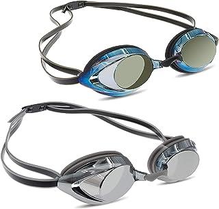 Mieny Mirrored Vanquisher 3.0 Swim Goggles,Goggles...