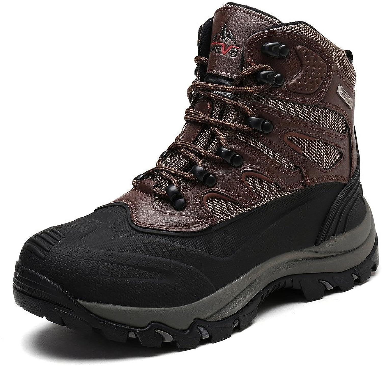 Arctiv8 Men's Nortiv8 2161202-M Insulated Waterproof Work Snow Boots