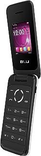 BLU Diva Flex - Flip phone - unlocked Dual Sim - White