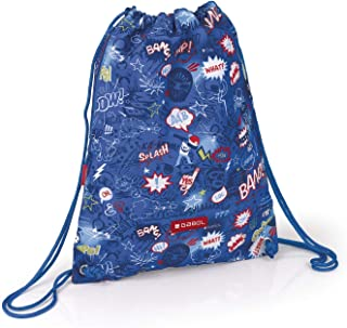 Bolsa Saco Bang 34x44cm Mochila Infantil, 36 cm, Multicolor