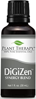 Plant Therapy DiGiZen Synergy Essential Oil 30 mL (1 oz) 100% Pure, Undiluted, Therapeutic Grade