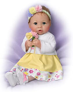The Ashton-Drake Galleries Linda Murray Every Day is Mother's Day Lifelike Poseable Baby Doll