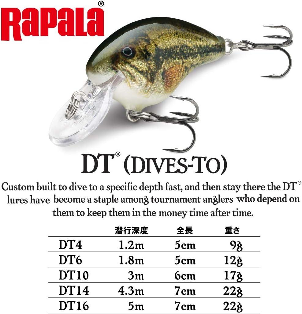 Rapala Dives-to 3//5 Oz Fishing Lures
