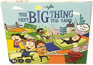 The Next Big Thing Board Game: The Game of Entrepreneurship