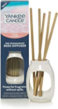 Yankee Candle Pre-Fragranced Pink Sands Scent   Reed Diffuser for Essential Oils