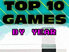 Top 10 Games by Year