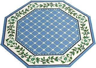 Best blue diamond rug Reviews