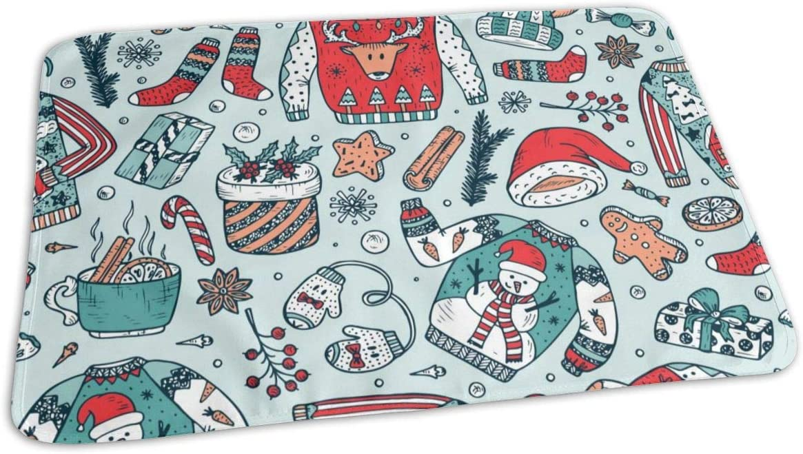 UAJAR Ugly Christmas Mesa Mall Sweater Party Changing Pad Manufacturer direct delivery Co Reusable Baby