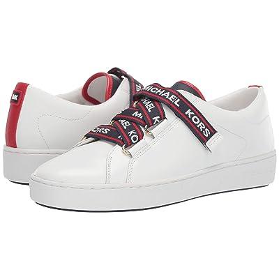 MICHAEL Michael Kors Casey Sneaker (Bright Red) Women