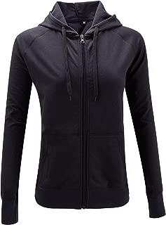Victoria morning Women's Combed Cotton Zip Up Hoodie Jacket