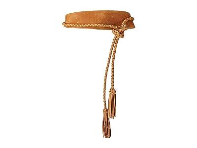 ADA Collection Lucky Wrap Belt (Tan) Women