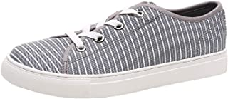 Sofree Women's Fashion Light Slip on Casual Flat Sneakers