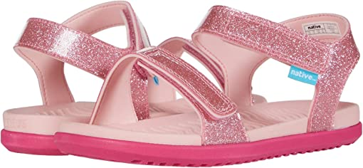 Princess Pink Glitter/Hollywood Pink