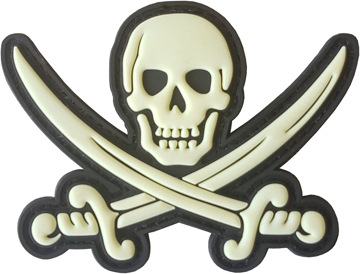 Year-end gift LEGEEON Calico Jack Skull Our shop most popular Pirate ISA Tactical Jolly Morale Roger