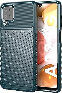 BAIYUNLONG Funda Protectora, para Samsung Galaxy A12 Thunderbolt Funda Protectora Protectora TPU a Prueba de Golpes (Color...