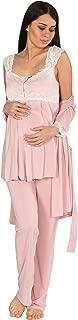 Best pink blush nursing pajamas Reviews