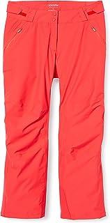 Schöffel Women's Ski Alp Nova Pants, Hibiscus, 40
