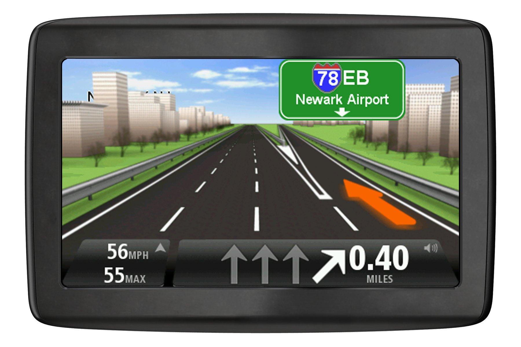 TomTom 5 Inch Portable Navigator Lifetime