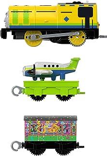 Thomas & Friends Motorized Raul Train and Emerson Plane