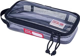 Rough Enough TSA Approved Clear Toiletry Bag Makeup Organizer Zipper Dopp Kit Pouch Bag Case for Men Women Boy Girl Travel...