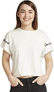 Lee Cooper Women 3017693 EMB TEE Tshirts