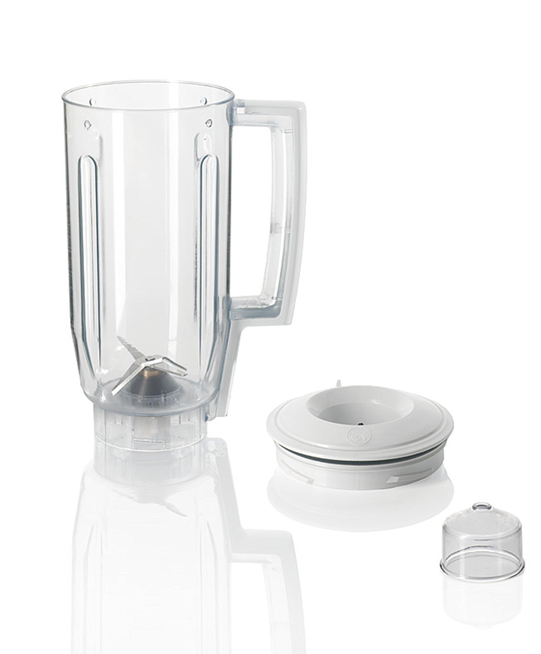 Bosch MUZ5MX1 Batidora de vaso - Accesorio para robot de cocina de ...