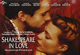 Shakespeare In Love - Edición Horizontal DVD