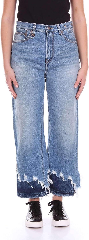 R13 Women's R13W5668blueEJEANS bluee Cotton Jeans