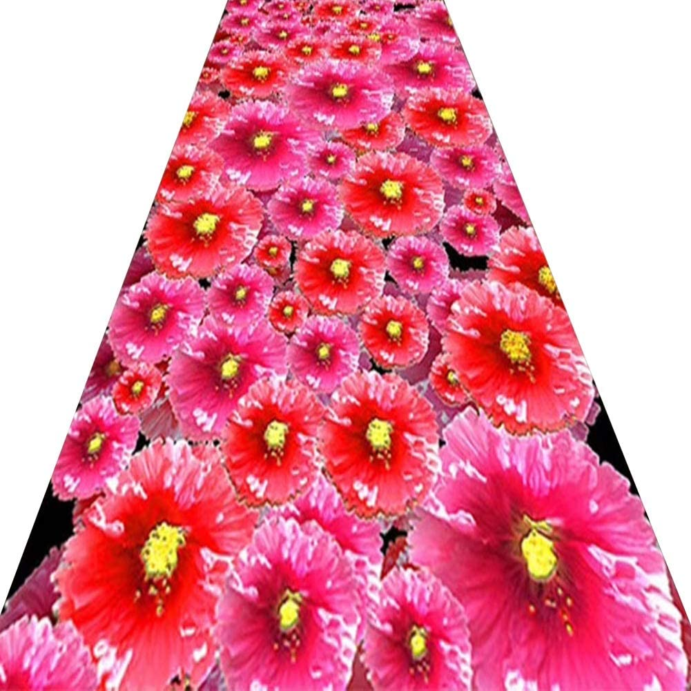 Large special price GFBHD Entry Way Rug Hallway Hall Anti-Skid Mesa Mall Rugs Fl Runner Soft