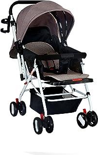 BABY PLUS Stylish Stroller Cum Pram