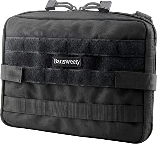 Bausweety メディカルポーチ 大容量 モールタイプ 医療バッグ サバイバル 応急 処理 ポーチ 旅行 登山 救急用