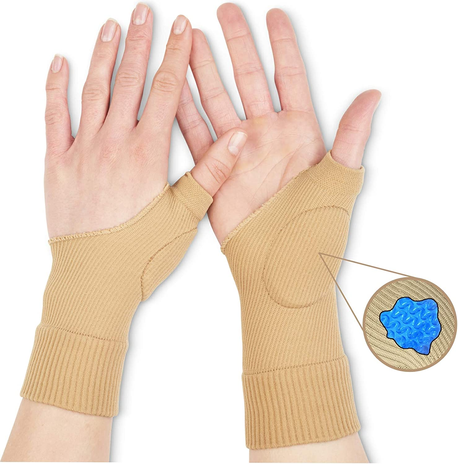 Medipaq Tucson Mall 25% OFF Gel Thumb Protect Support Brace Injury P Or Hand -