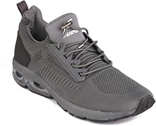 FURO by Red Chief Black/Grey Men's Latest Running Sports Shoes R1038 030
