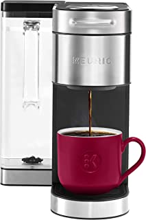 Keurig K-Supreme Plus Coffee Maker, Single Serve K-Cup Pod Coffee Brewer, With MultiStream Technology, 78 Oz Removable Res...