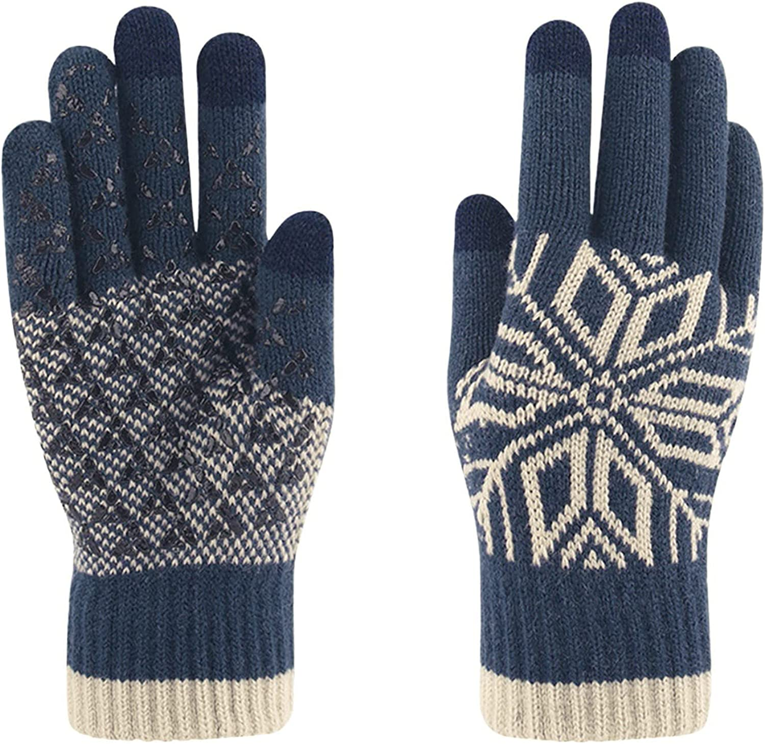 Winter Gloves for Women Cold Weather,Warm Thermal Gloves for Running Fashion/Prom/Warm/Bicycle Gloves