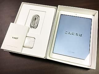au iPad Air Wi-Fi Cellular 16GB シルバー 白ロム Apple MD794JA/A