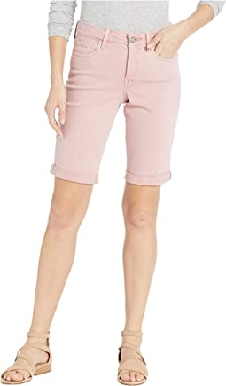 Briella Roll Cuff Shorts in Pueblo Rose