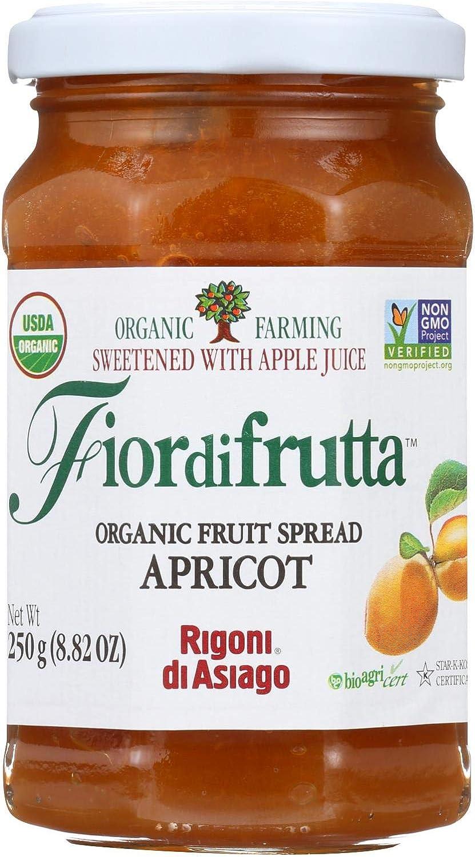 Fiordifrutta Courier shipping free shipping Organic Fruit mart Apricot Spread -