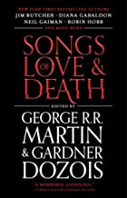 Songs of Love and Death: All-Original Tales of Star-Crossed Love (Kushiel's Legacy)