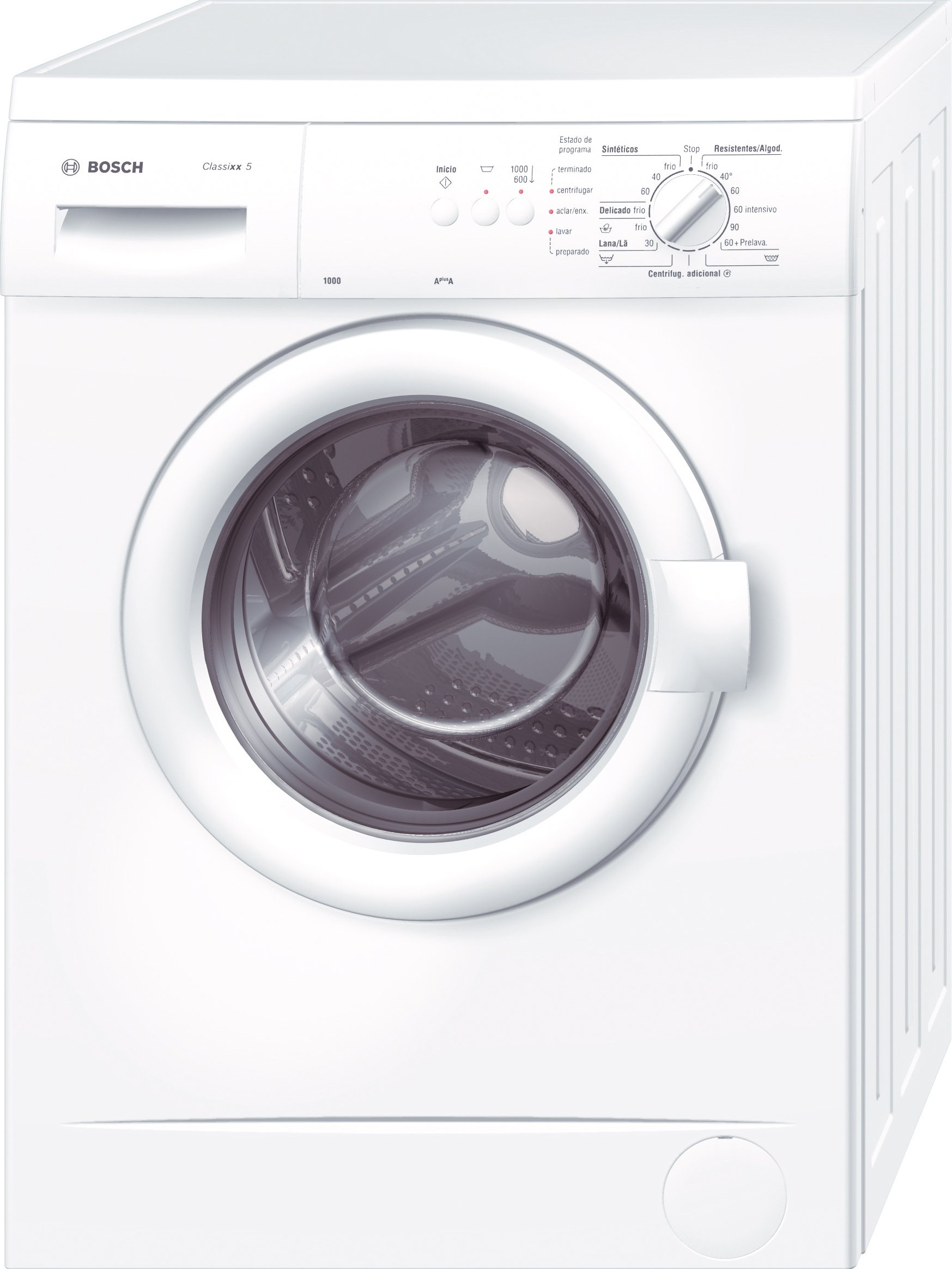 Bosch WAA20111EE Independiente Carga frontal 5kg 1000RPM Blanco ...