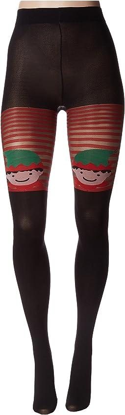 Pretty Polly - Christmas Elf Tights