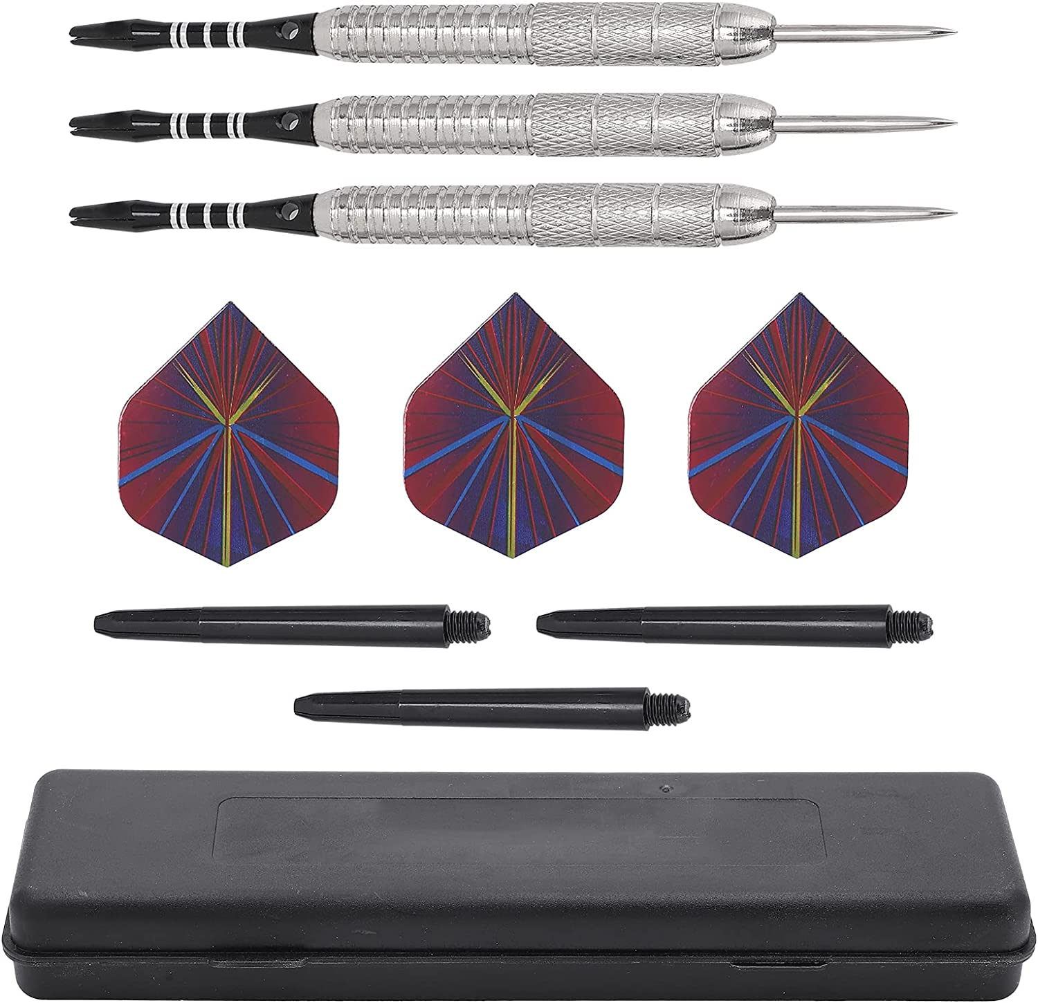 Recommendation CUEA Professional Darts 3pcs Safety Exquisi Steel Set Tip New Free Shipping